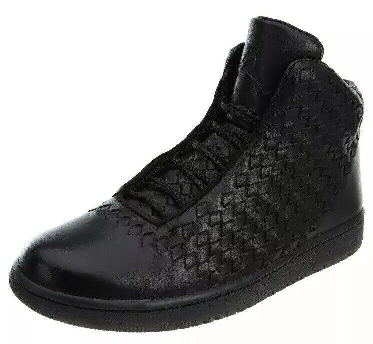 Nike Air Jordan Shine Sz 11 DS Black Retro 1 689480-010
