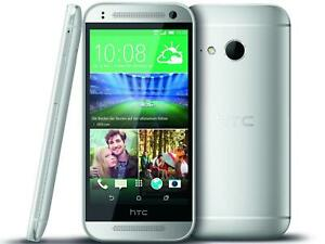 HTC One Mini 2 Silber 16GB Android 4.4.2 KitKat Smartphone Neu in White Box