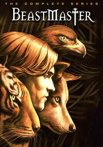 Beastmaster The Complete Series Very Good Dvd Boxed Set Dolby 12 Discs For Sale Online Ebay