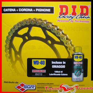 KIT TRASMISSIONE TROFEO CATENA CORONA PIGNONE HONDA NC 750 S-X 2014