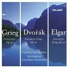 Grieg: Holberg Suite; Dvor k: Serenade for Strings; Elgar: Serenade for Strings (CD, Nov-2003, Telarc Distribution)
