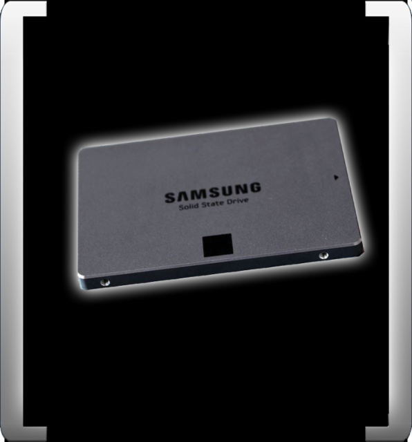 SAMSUNG MZ 7TE120 840 EVO SSD 120GB SATA II FESTPLATTE DRIVE