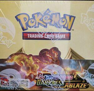 Sword-amp-Shield-Darkness-Ablaze-Booster-Box-36-ct-NEW-Pokemon-TCG-LIVE