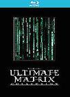 The Matrix/Matrix Reloaded/Matrix Revolutions (Blu-ray, 2008, 3-Disc Set, Box Set)