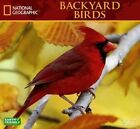 Cal 2017 Backyard Birds National Geographic by Wall Book (english)