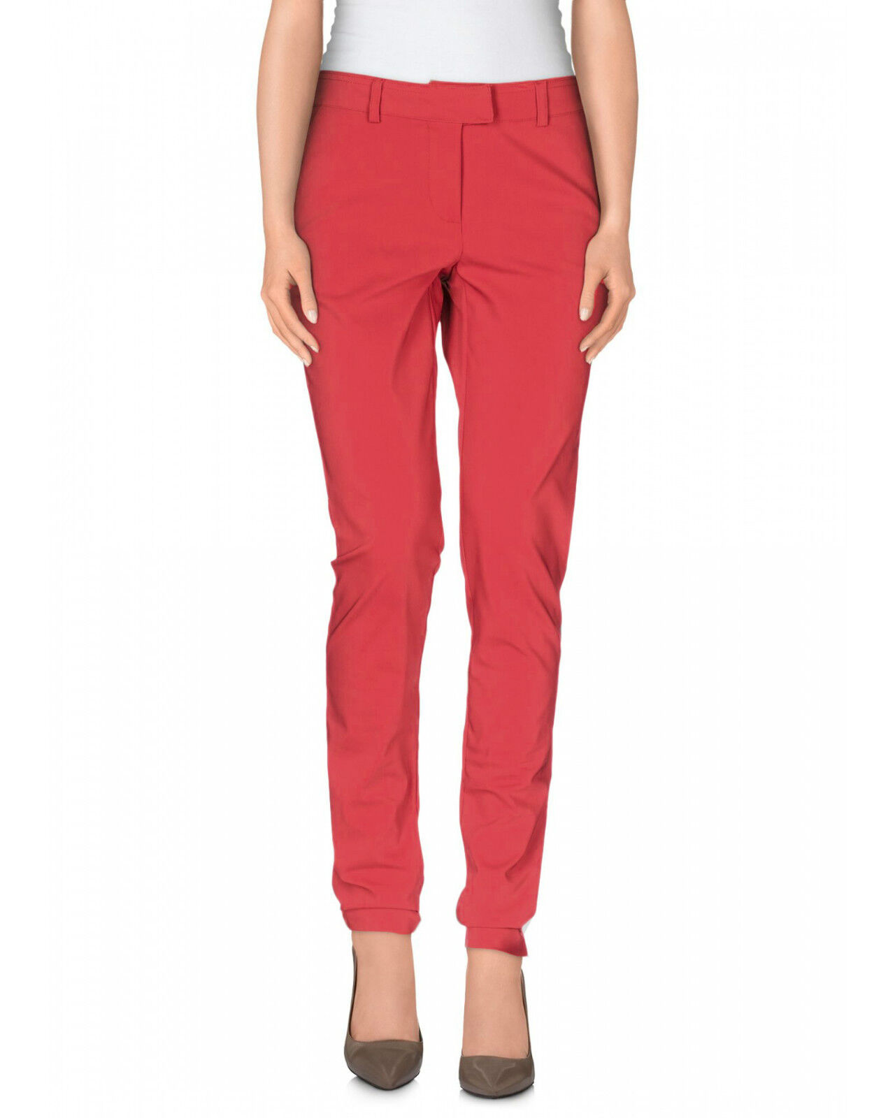 Pantalone G.SEL pants -  red   in PROMOZIONE