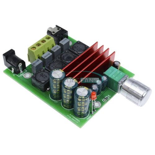 TPA3116D2 NE5532 OPAMP Subwoofer Digital Amplifier Board 8-25V 100W Audio Module