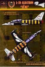 "Hungarian Aero Decals 1/72 AERO L-39 ALBATROS ""ZUMI"" 2005 Kecskemet Air Show"