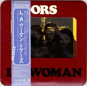THE-DOORS-L-A-WOMAN-CD-WPCR-12721-IMPORT-JAPONAIS
