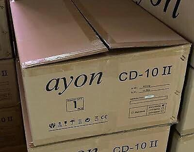 CD afspiller, Andet mærke, Ayon CD-10 2