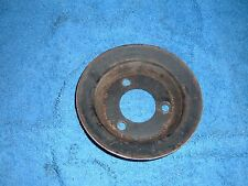 Porsche 924 2.0 (1975-1985) Water Pump Pulley