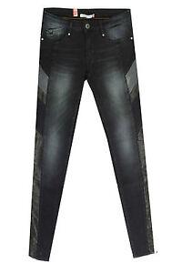 Cini Skinny Temps Le Femme Jeans Gris Slim Des Fit Cerises Modèle 71IIqxwva