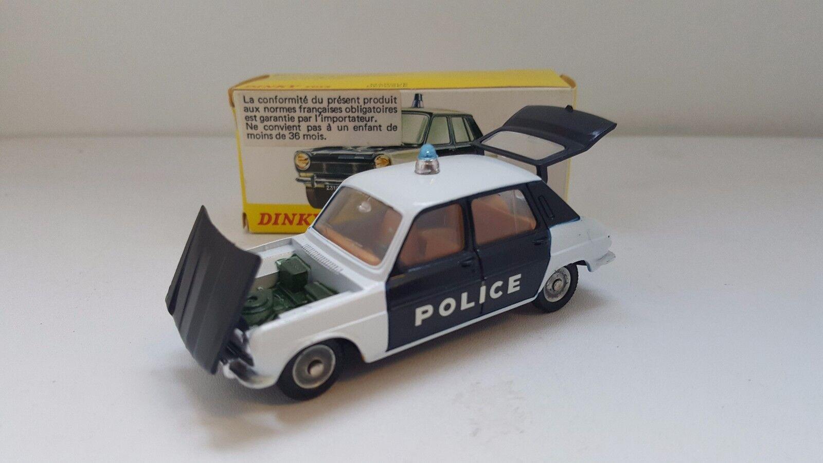 Dinky Toys - 1450 - Simca 1100 Police en boîte d'origine Mib