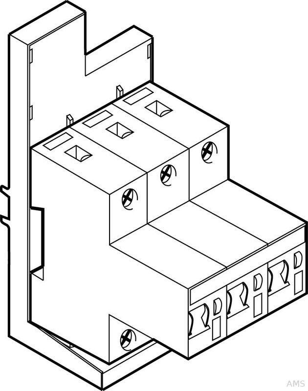 Abn Braun Sh-Schalter + Adaptador 3Polos 35A XKS335-6 XKS335-6 35A 7c2d03