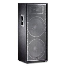 "JBL JRX225 Dual 15"" 2-Way 2000W Peak Passive Live Performance Loudspeaker System"