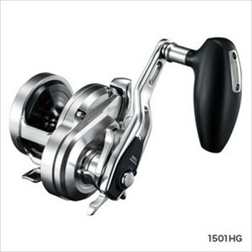 Shimano 17 Ocea Jigger 1001 HG left From Japan