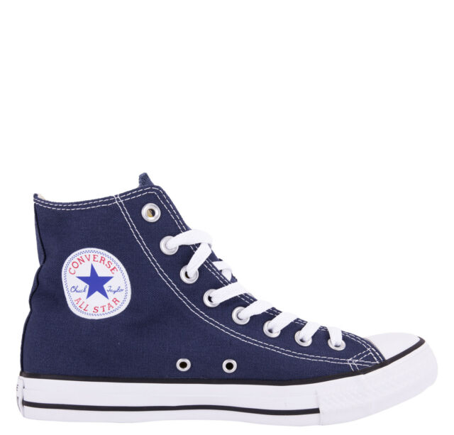 Converse Chuck M9622 Taylor All Star Hi M9622 Chuck Classic Navy Trainers UK 6 ce717c