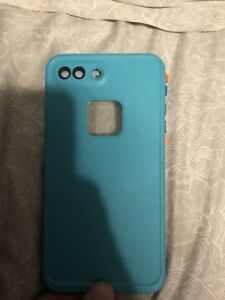 outlet store sale 687cf dbd13 Details about LifeProof FRE Waterproof Case For iPhone 8 Plus 7 Plus -  Sunset Bay Light Teal