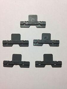 5 Stück NEU in OVP Märklin 7522 Mittelleiter-Isolierung K-Gleis