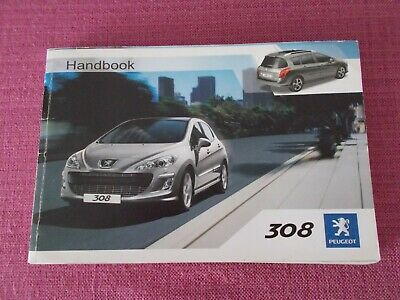 all models from 2005 to 2011 Peugeot 207 Car Owners Handbook Manual NEW