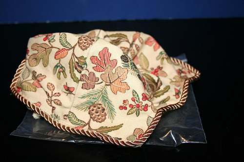 #23627290 NEW Longaberger Small Fruit Autumn Path OTE Liner