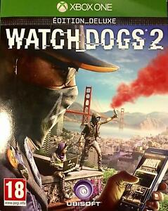 Watch-Dogs-2-Deluxe-Edition-For-Xbox-One-New-amp-Sealed