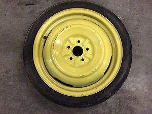 Image Is Loading Toyota Prius Corolla Donut Spare Tire Oem