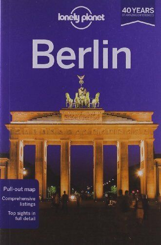 Lonely Planet Berlin (Travel Guide) By Lonely Planet,Schulte-Peevers