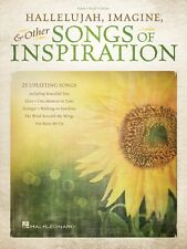 Hallelujah, Imagine and Other Songs of Inspiration (2017, Paperback)