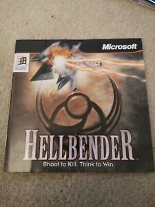 Hellbender CD-ROM 1996 with Manual