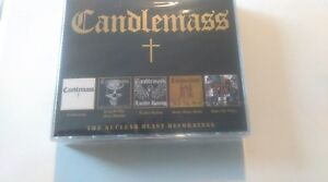 CANDLEMASS-034-THE-NUCLEAR-BLAST-RECORDINGS-034-5-CD-BOX-SET-NEW-SEALED