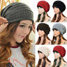 Fashion Unisex Winter Beanie Baggy Knitting Crochet Ski Slouch Hat