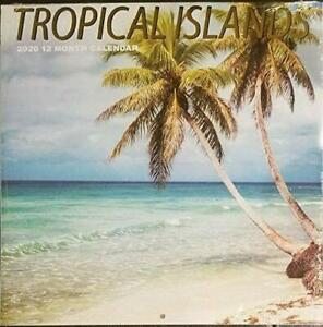 2020-Wall-Calendar-Tropical-Islands-12-Month-12-034-X12-034