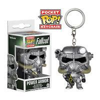 Funko Fallout Pocket Pop Power Armor Vinyl Figure Toys Funko Video Game