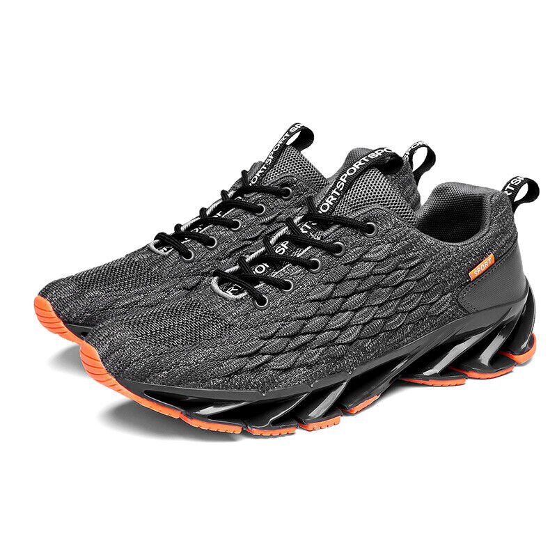 2019 Mens Stylish Breathable Lace Up The blade of shoes Outdoor Cool shoes Punk