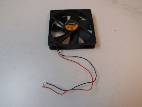 Xscorpion FAN61 12-Volt 6-Inch Square Rotary Cooling Fan H133948