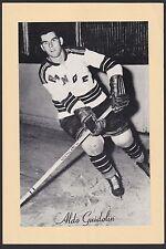 1945-1964 Beehive Group II 2 Hockey Aldo Guidolin New York Rangers High Grade
