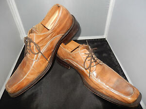 Kenneth Cole New York Men's Tan Oxford