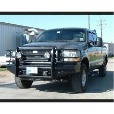 RANCH HAND FBF991BLR Front Bumper, For 99 - 04 Ford Super Duty F250 F350