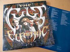THE CULT Electric LP BEGA 80 Gatefold NEAR MINT