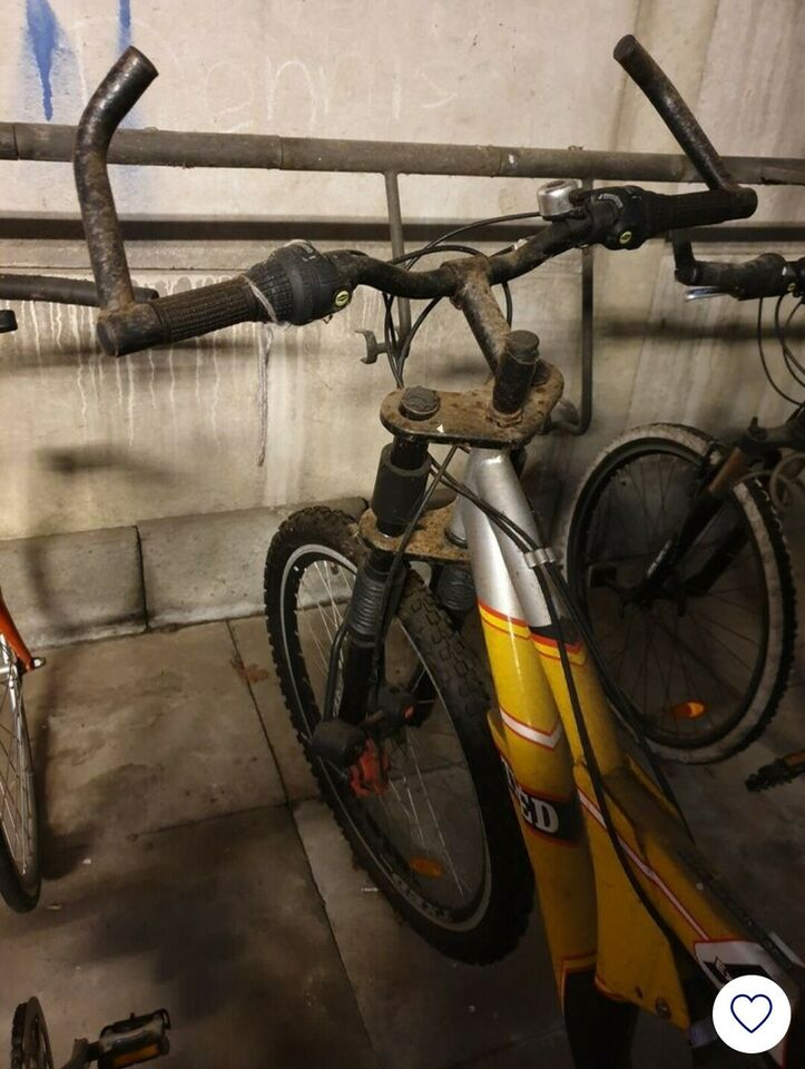 X-zite, anden mountainbike, 21 gear
