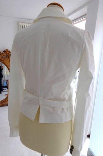 Patrizia 42 Weiß Pepe Gr Jack Jacke Blazer Jacket it Florence 36 Designer ES8awa