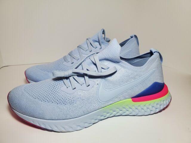 Mens Nike Epic React Flyknit 2 Shoes Sz
