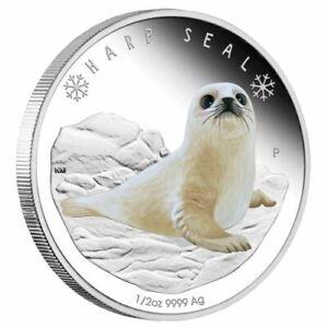 2017-Tuvalu-Polar-Babies-1-2oz-Silver-Proof-Coin-Harp-Seal