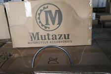 New Mutazu Aero Universal Windshield For Most Motorcycle Cruisers