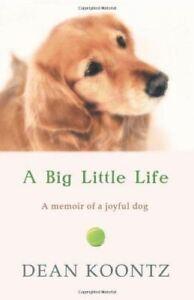 Very-Good-A-Big-Little-Life-Koontz-Dean-Paperback