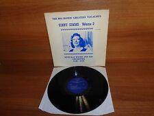 GINNY SIMMS - Volume 3  With Kay Kyser & His Orchestra  Vinyl Album   JOYCE 6035