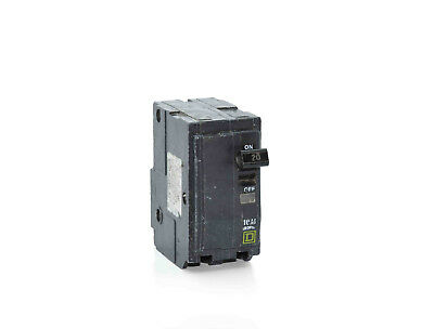 Square D QOT Circuit Breaker  20A 2 Pole