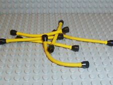 LEGO® Space Classic 6x Hose Flex Schlauch 73590 in gelb 6987 6941 6571 4031 K108