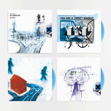 Radiohead - OK Computer OKNOTOK 1997 2017 [3LP] Blue Vinyl EXCLUSIVE LTD PreOder